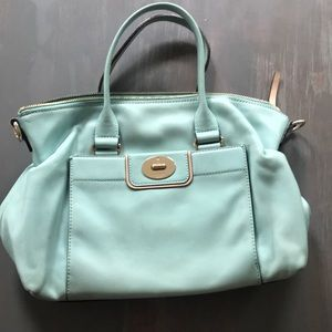 Kate Spade teal purse